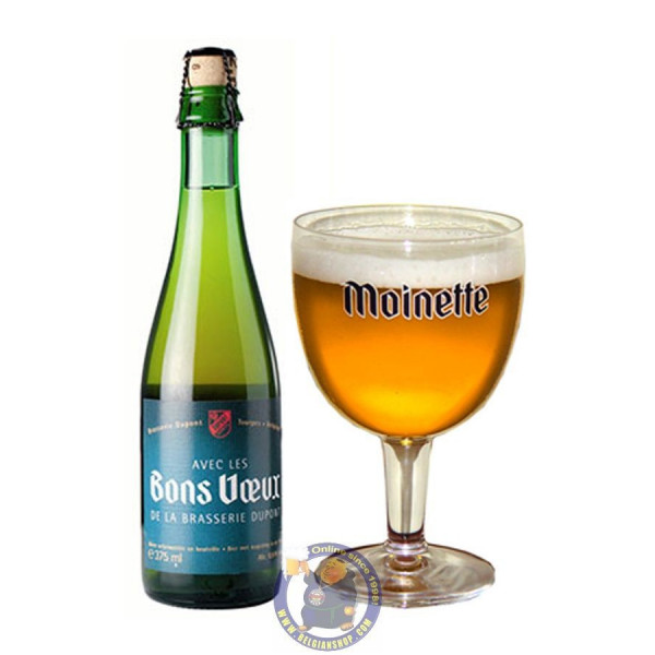 Buy-Achat-Purchase - Avec Les Bons Voeux 9.5° - 37,5cl - Christmas Beers -