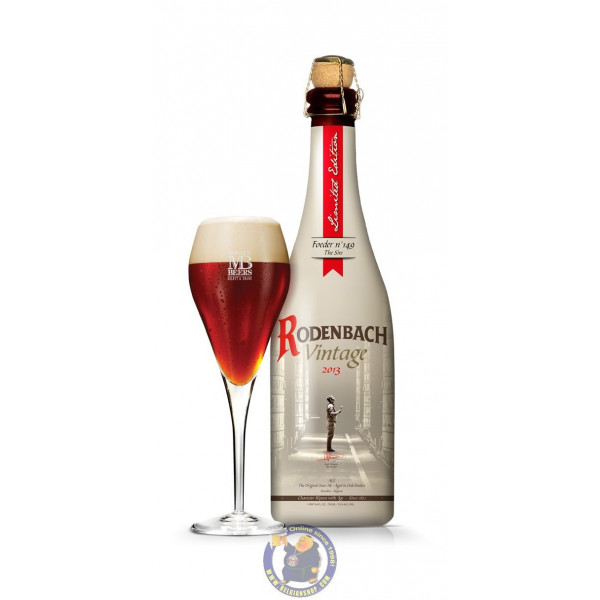 Rodenbach Vintage 2013 7° - 37,5 cl - Flanders Red -
