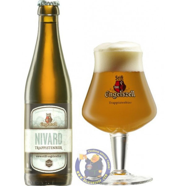 Buy-Achat-Purchase - Engelszell Nivard Trappistenbier 5.5° -1/3L - Trappist beers -