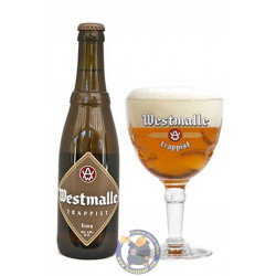 Westmalle EXTRA blond 4.8° - 1/3L - Trappist beers -