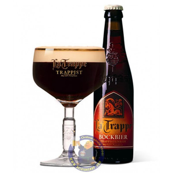 Buy-Achat-Purchase - La Trappe Bockbier 7° - 1/3L - Trappist beers -