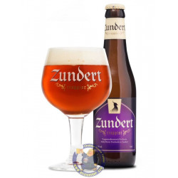 Buy-Achat-Purchase - Zundert Trappist 8° -1/3L - Trappist beers -