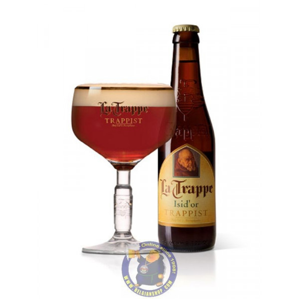 Buy-Achat-Purchase - La Trappe Isid'Or 7.5° -1/3L - Trappist beers -