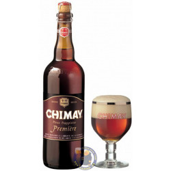 Buy-Achat-Purchase - Chimay Red Premiere 7°-3/4L - Trappist beers -