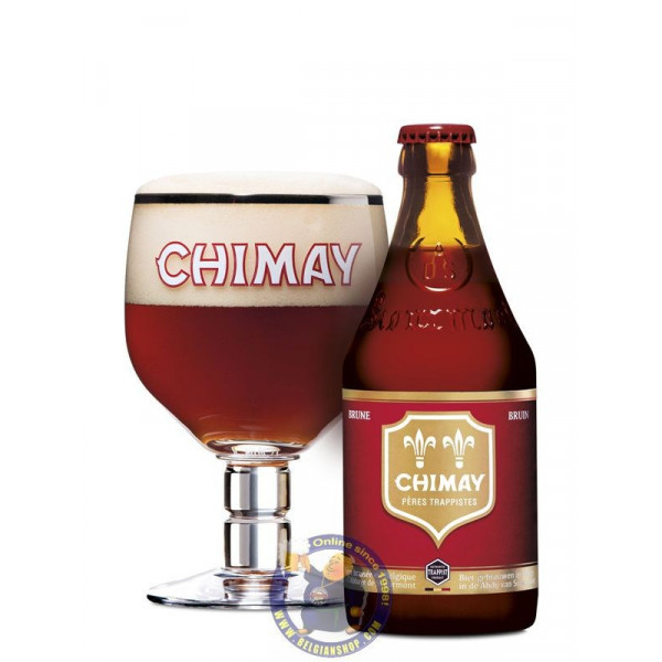 Buy-Achat-Purchase - Chimay Red 7°-1/3L - Trappist beers -