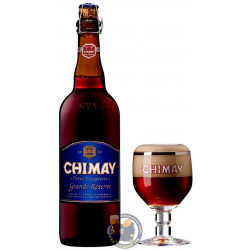 Buy-Achat-Purchase - Chimay Grande Réserve 9° - 3/4L - Trappist beers -