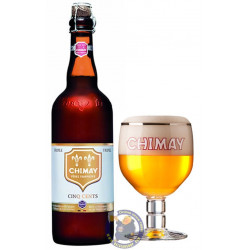 Buy-Achat-Purchase - Chimay 500 8°-3/4L - Trappist beers -
