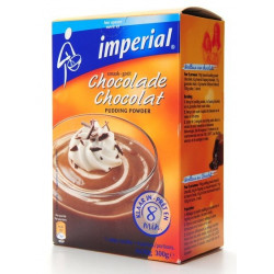 Imperial Powders Pudding Chocolate - 6X50g  - Pastry - Imperial