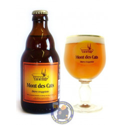 Buy-Achat-Purchase - Mont des Cats 7,6° - 1/3L - Trappist beers -
