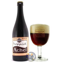 Achel Bruin EXTRA 9.5°-3/4L - Trappist beers -