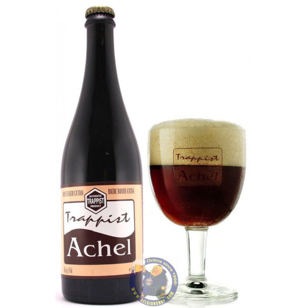 Buy-Achat-Purchase - Achel Bruin EXTRA 9.5°-3/4L - Trappist beers -
