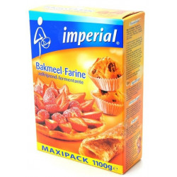 Buy-Achat-Purchase - Imperial Fermenting flour - 1kg - Pastry - Imperial