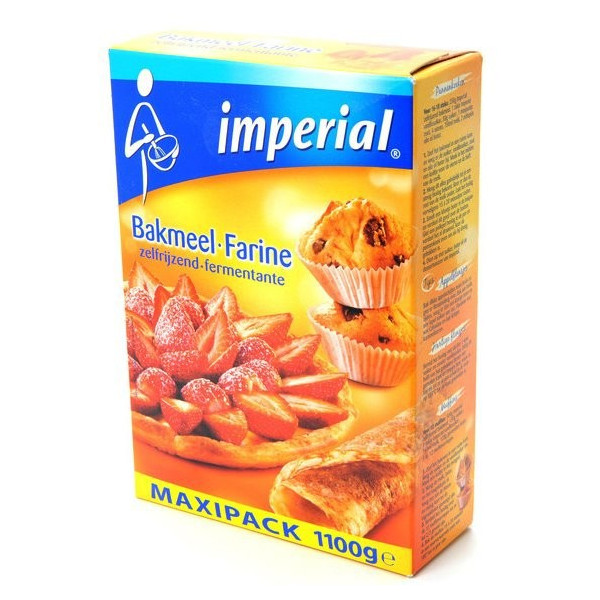 Imperial Fermenting flour - 1kg  - Pastry - Imperial