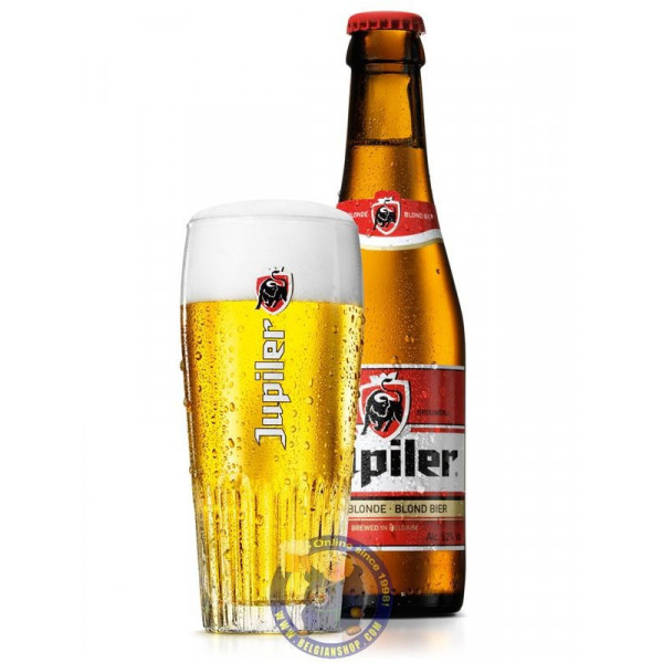 Buy-Achat-Purchase - Jupiler 5.2°C - 25Cl - Pils - AB-Inbev