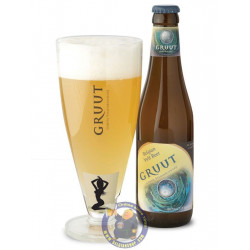 Buy-Achat-Purchase - Gentse Gruut White 5° -1/3L - White beers -