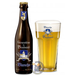Buy-Achat-Purchase - Blanche de Brabant 5° -1/3L - White beers -