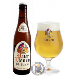 Buy-Achat-Purchase - Pater Lieven White 5° - 1/3L - White beers -