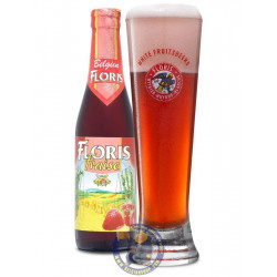Buy-Achat-Purchase - Floris Fraises 3° - 1/3L - White beers -