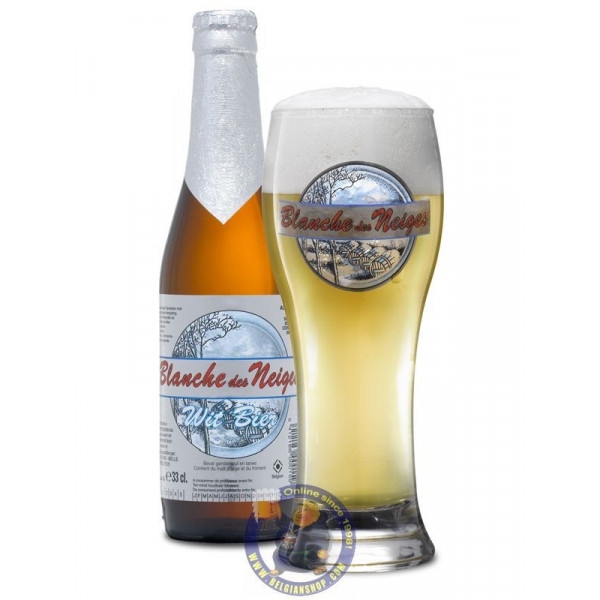 Blanche des Neiges 5° -1/3L - White beers -
