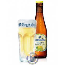 Hoegaarden Citron-Lemon 3° - 1/4L - Geuze Lambic Fruits -