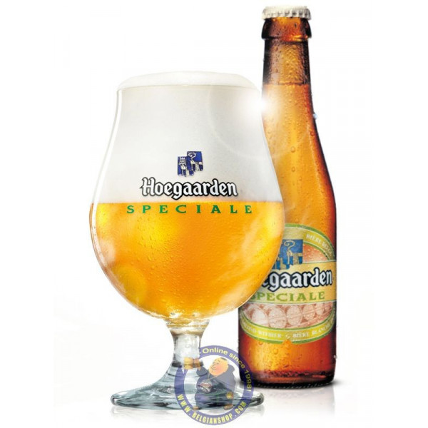 Buy-Achat-Purchase - Hoegaarden Spéciale 5,6° 1/4L - Season beers -