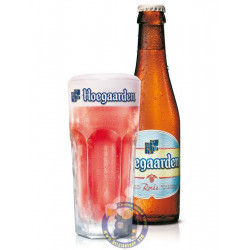 Buy-Achat-Purchase - Hoegaarden Rosée 4,5° - 1/4L - Geuze Lambic Fruits -
