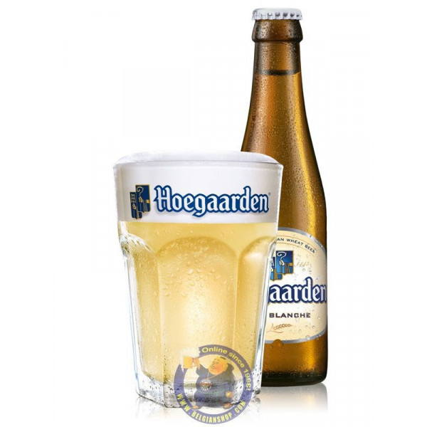 Buy-Achat-Purchase - Hoegaarden White 5°-1/4L - White beers -