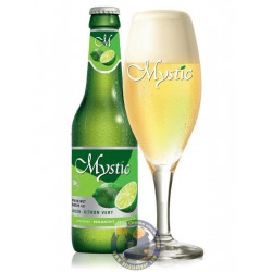 Mystic Lemon 3,5° - 1/4L - Geuze Lambic Fruits -