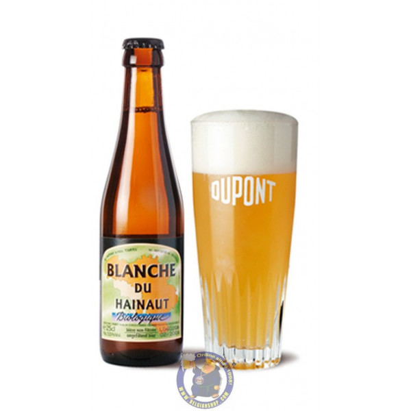 Buy-Achat-Purchase - Blanche du Hainaut 5.5° -1/4L - White beers -