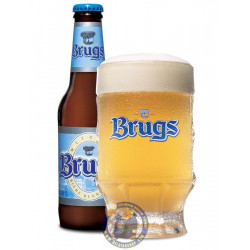 Buy-Achat-Purchase - Blanche de Bruges - Brugs Tarwebier 5°-1/4L - White beers -