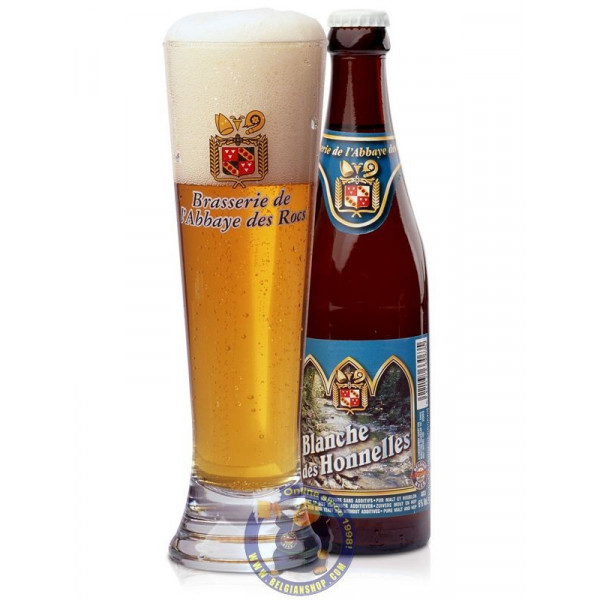 Buy-Achat-Purchase - Blanche des Honnelles 6°-1/3L - White beers -