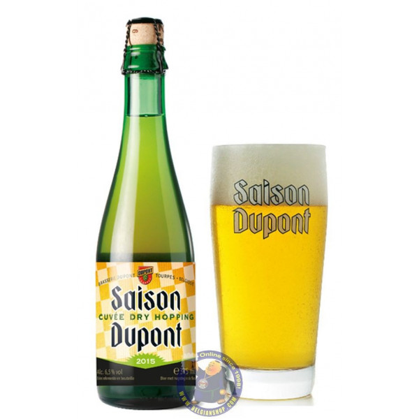 Saison Dupont Cuvée Dry Hopping 6.5° - 37,5cl - Season beers -