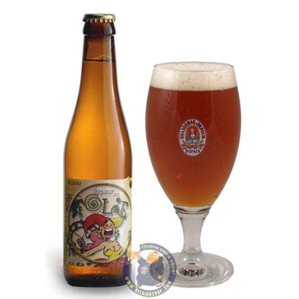 Buy-Achat-Purchase - Vapeur en Folie 8° - 1/3L - Season beers -