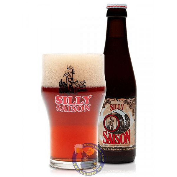 Saison Silly 5°-1/4L - Season beers -