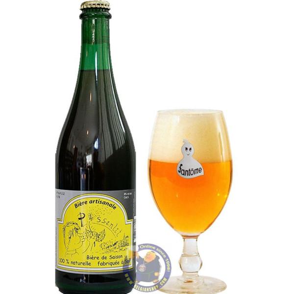 Buy-Achat-Purchase - Fantôme Pissenlit 8° - 3/4L - Season beers -