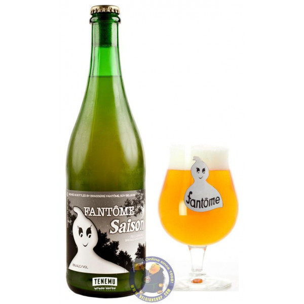 Buy-Achat-Purchase - Fantome Saison 8° - 75 cl - Season beers -
