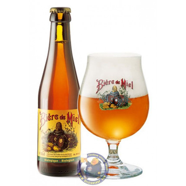 Buy-Achat-Purchase - Dupont Bière de Miel 8° -1/4L - Season beers -