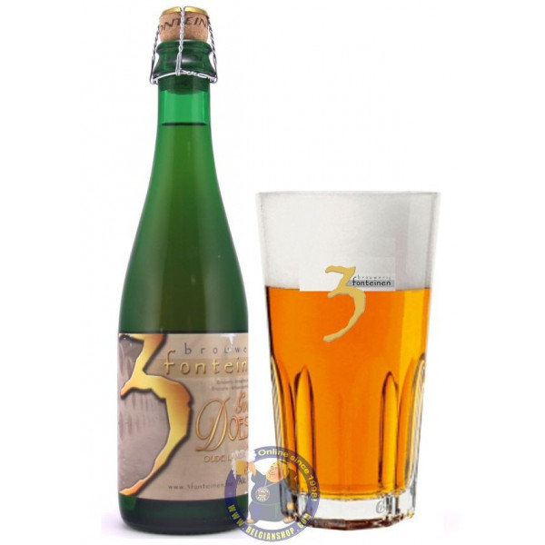Buy-Achat-Purchase - 3 Fonteinen Golden Doesjel 6° - 37,5 cl - Geuze Lambic Fruits -