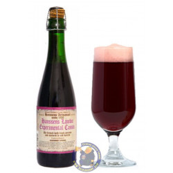 Hanssens Experimental Cassis 6° - 37,5cl - Geuze Lambic Fruits -