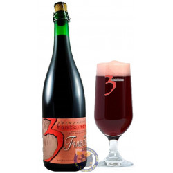 Buy-Achat-Purchase - 3 Fonteinen Framboos 6° - 3/4L - Geuze Lambic Fruits -