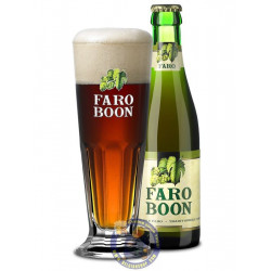 Boon Faro 4° 1/4L - Geuze Lambic Fruits -