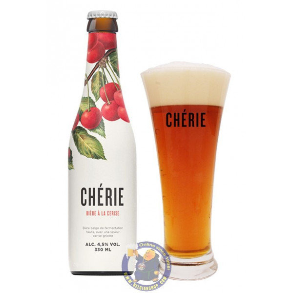 Buy-Achat-Purchase - Chérie 5° -1/3L - Geuze Lambic Fruits -