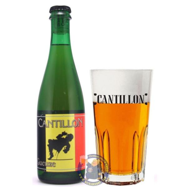 Cantillon Gueuze BELGIUM 5°-37,5cl - Geuze Lambic Fruits -