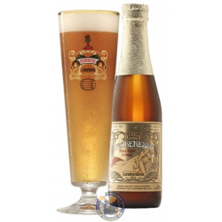 Buy-Achat-Purchase - Pêcheresse Lindemans 2.5°-1/4L - Geuze Lambic Fruits -