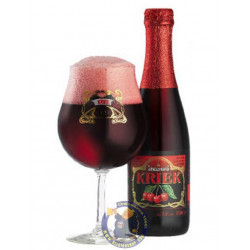 Kriek Lindemans 3.5°-1/4L - Geuze Lambic Fruits -
