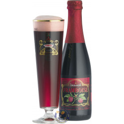 Framboise Lindemans 2.5°-37,5 cl - Geuze Lambic Fruits -