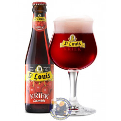 St-Louis Premium KRIEK 3.2°-1/4L - Geuze Lambic Fruits -