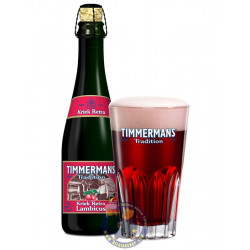 Timmermans Oude Kriek 5°-37,5cl - Geuze Lambic Fruits -