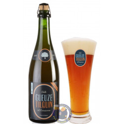 Buy-Achat-Purchase - TILQUIN Oude Gueuze a l'ancienne 6.4° - 37,5cl - Geuze Lambic Fruits -