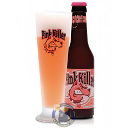 Pink Killer 5° - 1/4L - Geuze Lambic Fruits -
